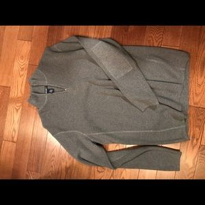 Detailed elbow sweater